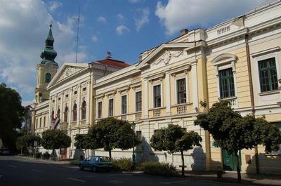 Gyula, Városháza