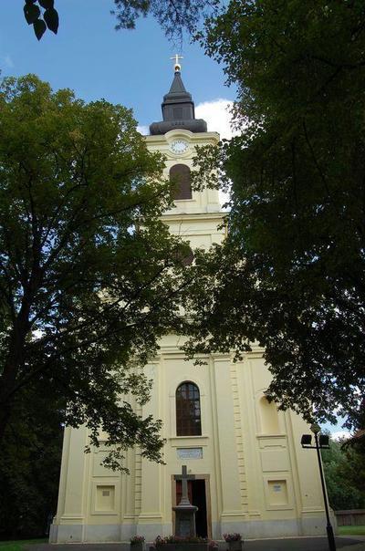 Miklósvárosi román ortodox templom