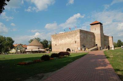 A gyulai vár és műemléki környezete