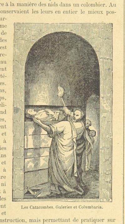 Image from page 143 of Rome et l'Italie. Souvenirs du pèlerinage national à l'occasion du jubilé épiscopal de Léon XIII., etc
