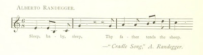 Image from page 104 of The Music of the Poets. A Musician's Birthday Book. Edited by E. d'Esterre-Keeling
