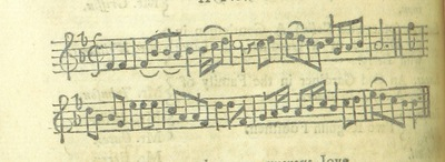 Image from page 11 of The Village Opera [in three acts, in prose; with songs] ... To which is added the musick to each song