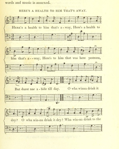 "Image from page 681 of Illustrations of the Lyric Poetry and Music of Scotland. Originally compiled to accompany the ""Scots' Musical Museum"" [of J. Johnson] and now published separately with additional notes and illustrations [and an introduction by D. Laing]"