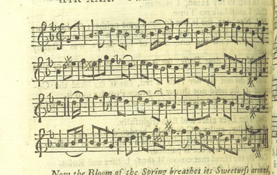 Image from page 49 of The Village Opera [in three acts, in prose; with songs] ... To which is added the musick to each song