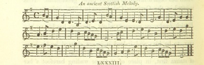 "Image from page 232 of Illustrations of the Lyric Poetry and Music of Scotland. Originally compiled to accompany the ""Scots' Musical Museum"" [of J. Johnson] and now published separately with additional notes and illustrations [and an introduction by D. Laing]"