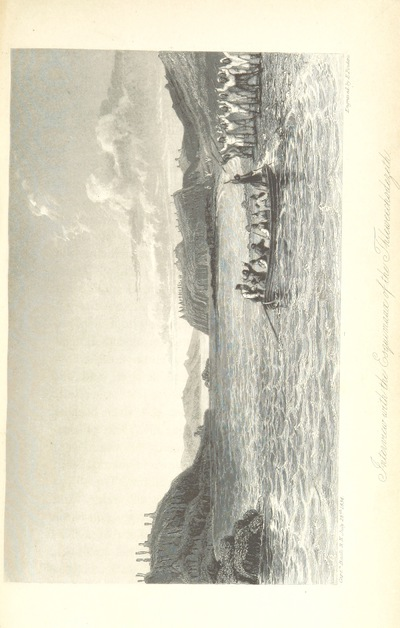 Image from page 407 of Narrative of the Arctic Land Expedition to the mouth of the Great Fish River, and along the shores of the Arctic Ocean, in the years 1833, 1834, and 1835 ... Illustrated by a map and plates