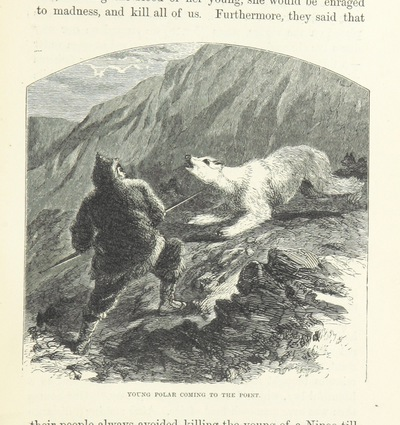 Image from page 633 of Life with the Esquimaux: the narrative of Captain C. F. H. ... from the 29th May, 1860, to the 13th Sept., 1862. With ... the discovery of actual relics of Martin Frobisher ... and deductions in favour of yet discovering some of the survivors of Sir J. Franklin's Expedition. With maps and ... illustrations