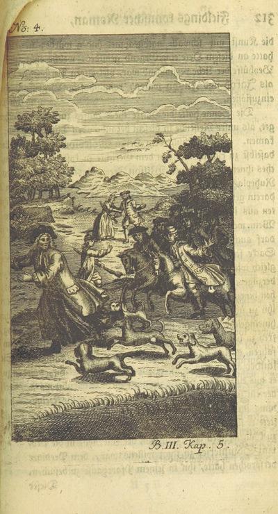 Image from page 325 of Fielding komischer Roman in vier Theilen, etc