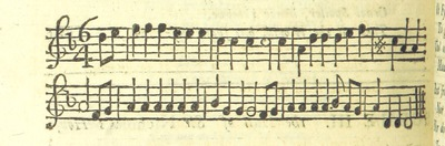 Image from page 51 of The Village Opera [in three acts, in prose; with songs] ... To which is added the musick to each song