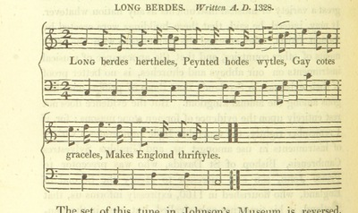 "Image from page 352 of Illustrations of the Lyric Poetry and Music of Scotland. Originally compiled to accompany the ""Scots' Musical Museum"" [of J. Johnson] and now published separately with additional notes and illustrations [and an introduction by D. Laing]"