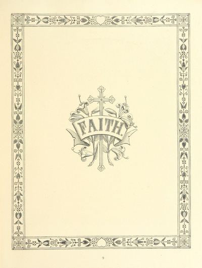 Image from page 25 of The Nobility of Life, its graces and virtues, portrayed in prose and verse by the best writers. Selected and edited by L. Valentine. With twenty-four original pictures printed in colours, elaborate borders, etc