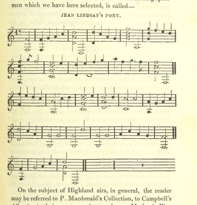 "Image from page 631 of Illustrations of the Lyric Poetry and Music of Scotland. Originally compiled to accompany the ""Scots' Musical Museum"" [of J. Johnson] and now published separately with additional notes and illustrations [and an introduction by D. Laing]"