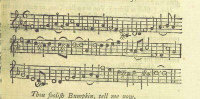 Image from page 58 of The Village Opera [in three acts, in prose; with songs] ... To which is added the musick to each song