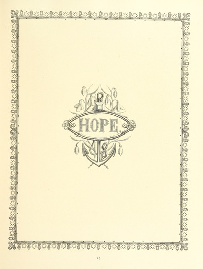 Image from page 35 of The Nobility of Life, its graces and virtues, portrayed in prose and verse by the best writers. Selected and edited by L. Valentine. With twenty-four original pictures printed in colours, elaborate borders, etc
