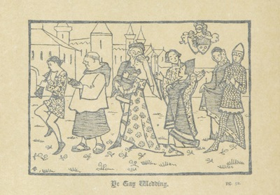 Image from page 8 of le Gestes of ye Ladye Anne: a marvellous and comfortable tale. Edited [or rather written] by E. F. Illustrated, etc
