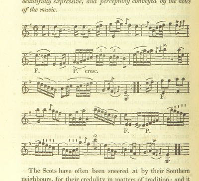 "Image from page 480 of Illustrations of the Lyric Poetry and Music of Scotland. Originally compiled to accompany the ""Scots' Musical Museum"" [of J. Johnson] and now published separately with additional notes and illustrations [and an introduction by D. Laing]"