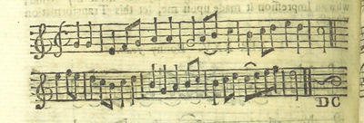 Image from page 43 of The Village Opera [in three acts, in prose; with songs] ... To which is added the musick to each song