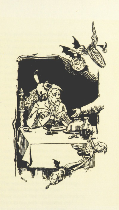 Image from page 25 of The Luckless Black. [Verses.] By Hippopolis. With four illustrations by W. H. O. [i.e. William H. Overend]
