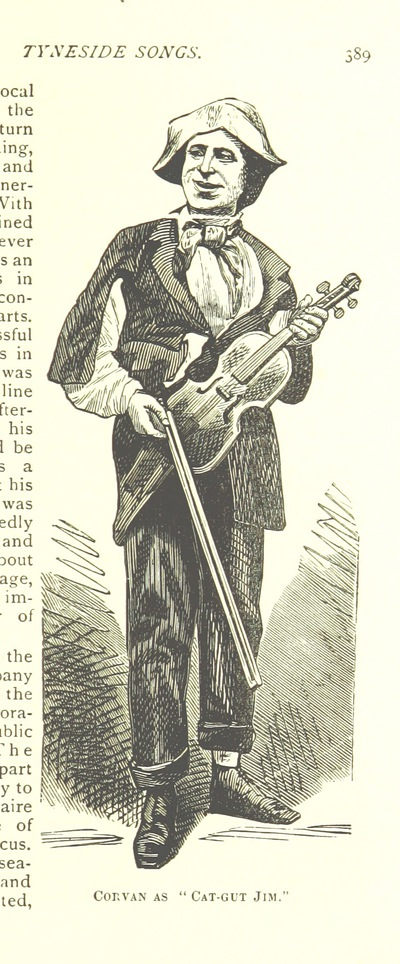 Image from page 411 of Allan's Illustrated Edition of Tyneside Songs and Readings. With lives, portraits, and autographs of the writers, and notes on the songs. Revised edition