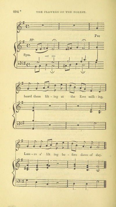 "Image from page 658 of Illustrations of the Lyric Poetry and Music of Scotland. Originally compiled to accompany the ""Scots' Musical Museum"" [of J. Johnson] and now published separately with additional notes and illustrations [and an introduction by D. Laing]"