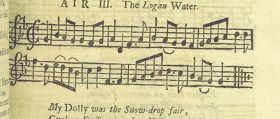Image from page 14 of The Village Opera [in three acts, in prose; with songs] ... To which is added the musick to each song