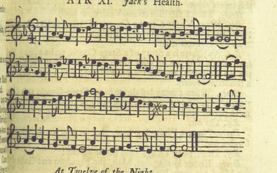 Image from page 24 of The Village Opera [in three acts, in prose; with songs] ... To which is added the musick to each song