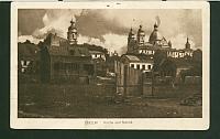 Chełm. Cerkiew katedralna oraz pałac biskupi