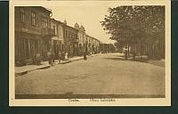 Chełm. Ulica Lubelska.