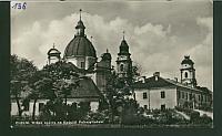 Chełm. Widok ogólny na Kościół Pobazyliański