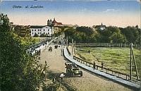 Chełm. ul. Lubelska.