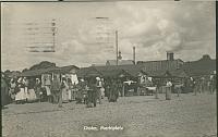 Cholm. Marktplatz