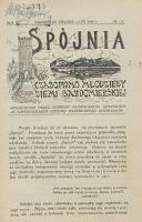 Spójnia, Rok XI, 1930 r.