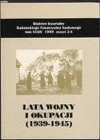 Biuletyn Kwartalny Radomskiego Towarzystwa Naukowego, 1999, T. 34 z. 3-4