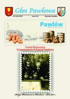 Głos Pawłowa : gazeta regionalna Stowarzyszenia Przyjaciół Pawłowa 2013 nr 2 (24)