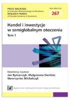 Zarządzanie rezerwami walutowymi Chin - problemy i wyzwania. Prace Naukowe Uniwersytetu Ekonomicznego we Wrocławiu = Research Papers of Wrocław University of Economics, 2012, Nr 267, T. 1, s. 73-83