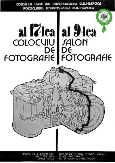 Afișe de promovare a saloanelor de fotografie