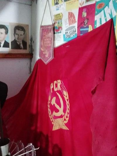 Steagul Partidului Comunist Român
