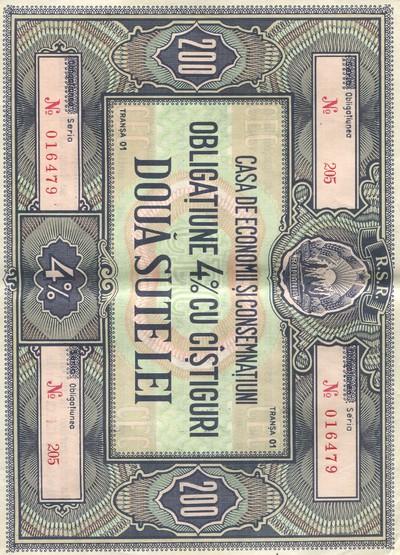 Obligațiuni C.E.C