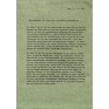Thirring, Hans: Stellungsnahme zum Fragebogen betreffend Studienreform