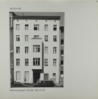 Fotografie: Reichenberger Str. 184