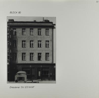 Fotografie: Dresdener Str. 123