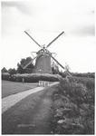 De Prinsenmolen van de polder Berg en Broek, 4 augustus 1971