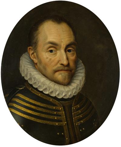 Portret van Willem I (1533-1584), prins van Oranje