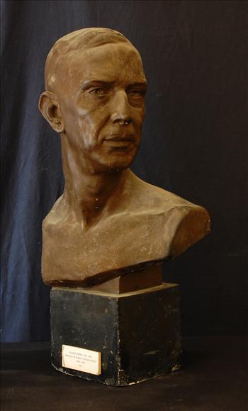 Portrait of Robert Caruana Dingli