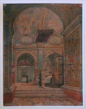 ''Internal, St. John's Valletta''