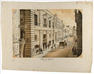 Auberge de Provence - Strada Reale
