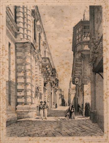 Valletta (1840)