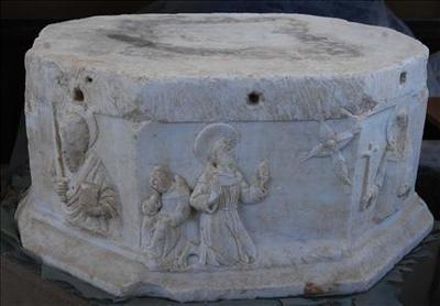 Gagini Pedestal