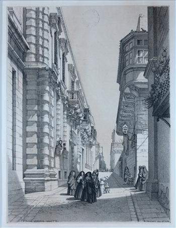 Strada Vescovo, Valletta
