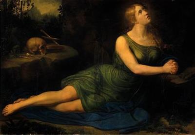 Penitence of Mary Magdalena